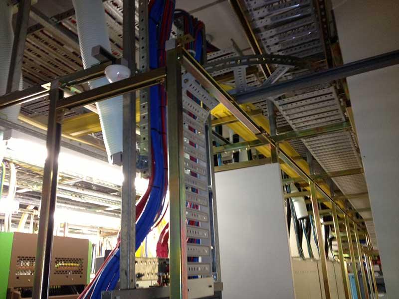 Multiple DC Power Work
